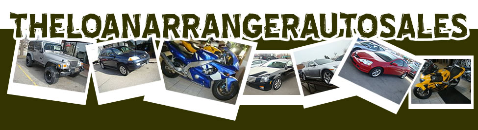 The Loan Arranger Auto Sales